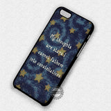 Quote Star John Green - iPhone 7 6 Plus 4 Cases & Covers