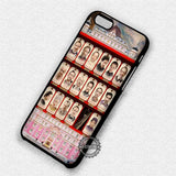 The Grand Budapest Hotel - iPhone X 8+ 7 6s SE Cases & Covers