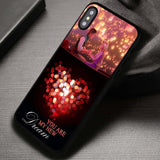The Light Tangled Rapunzel - iPhone X Case