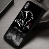 The Musical Story Beauty And The Beast - iPhone X Case