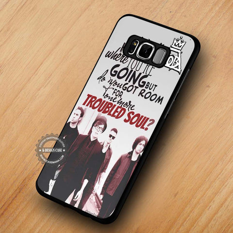 Troubled Soul Fall Out Boy - Samsung Galaxy S8 Case