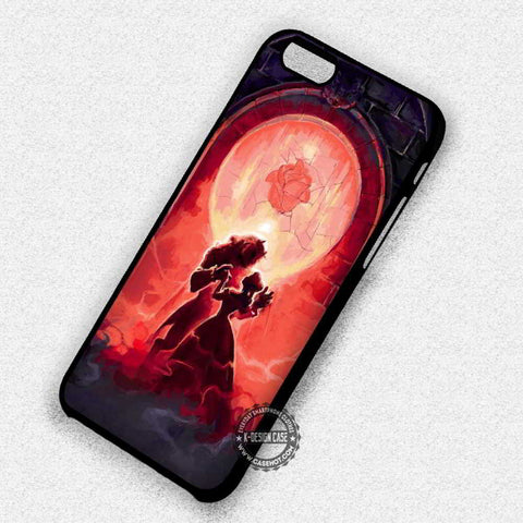 Beauty and The Beast Belle Disney Princess - iPhone 7 6s 5c 4s SE Cases & Covers
