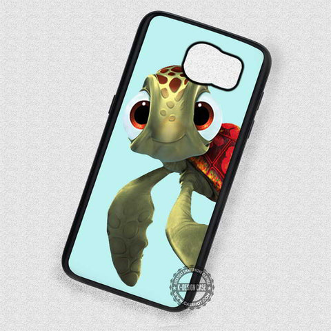Smile Squirt Turtle - Samsung Galaxy S7 S6 S5 Note 4 Cases & Covers