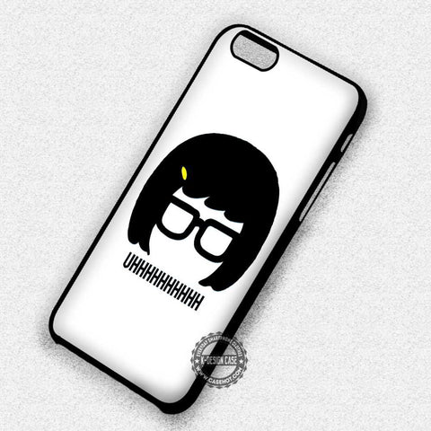 Uhhh Tina Belcher Burger - iPhone 7 6s 5c 4s SE Cases & Covers