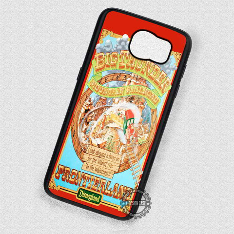 Vintage Amusement Park Vintage Poster - Samsung Galaxy S7 S6 S4 Note 7 Cases & Covers
