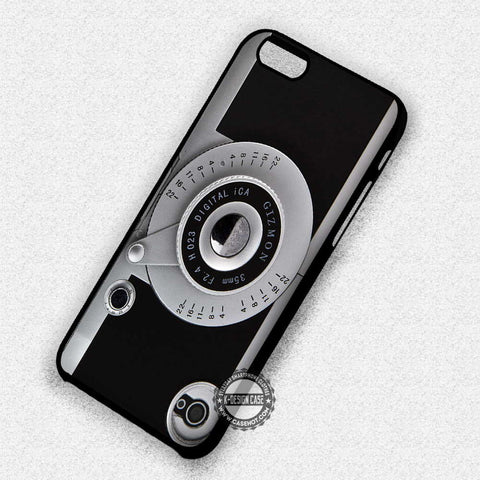 Vintage Camera Realistic - iPhone 7 Plus 5 SE Cases & Covers