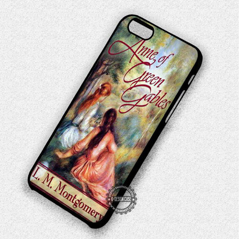 Anne of Green - iPhone 7 6S 5C SE Cases & Covers