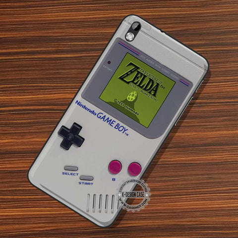 Vintage Gameboy Zelda - LG Nexus Sony HTC Phone Cases and Covers