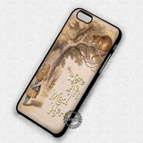 Vintage Art Alice In Wonderland - iPhone 7 6s 5c 4s SE Cases & Covers