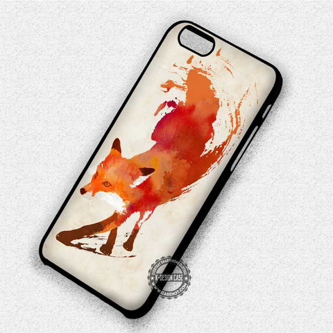 Vulpes Fire Fox - iPhone 7 6 Plus 5c 5s SE Cases & Covers