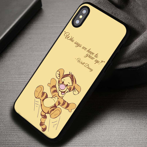 Who Says We Have To - iPhone X Case