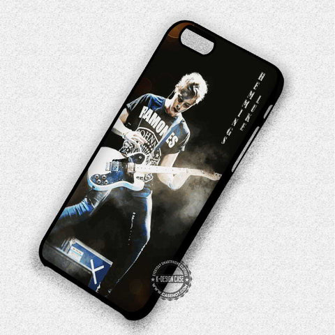 With His Guitar - iPhone 7 6S 5 SE 4 Cases & Covers