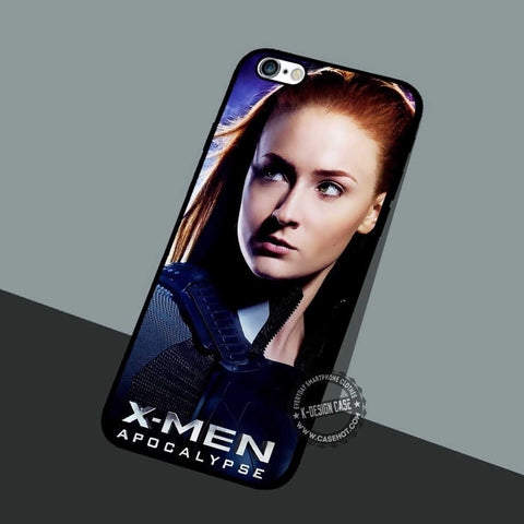 X-Men Jean Grey - iPhone 7 6 SE Cases & Covers