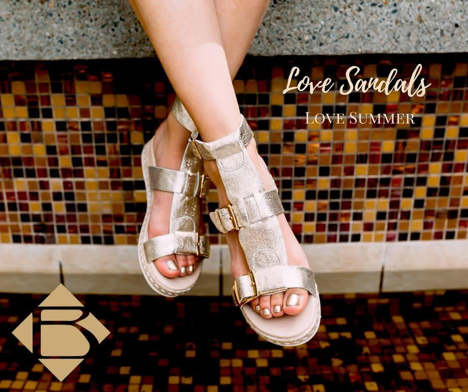Where Can Boberck Summer Shoes Take You?