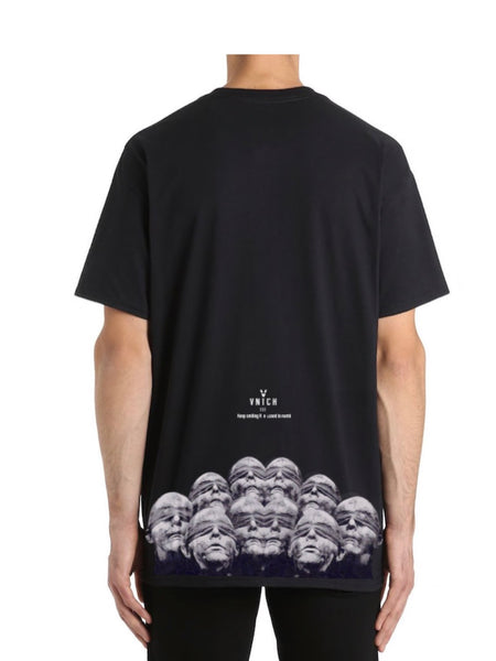 VNTCH HEAD T-SHIRT BLACK