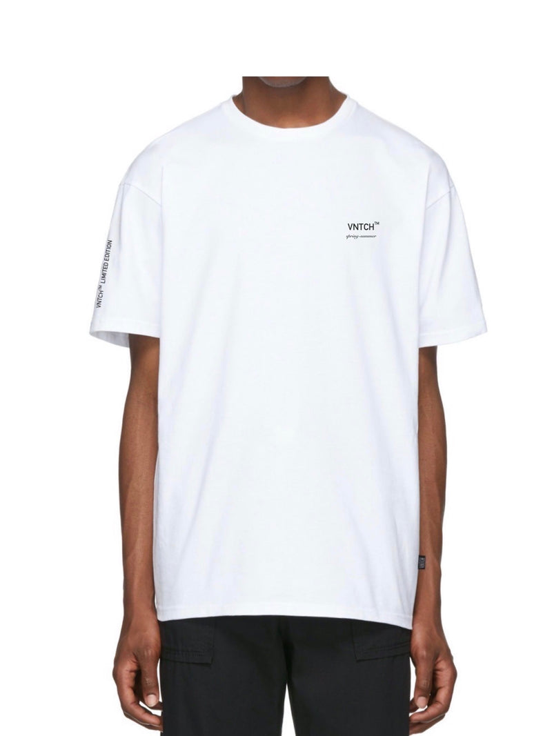 VNTCH HEAD T-SHIRT WHITE