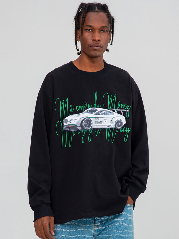 Speed Racing long sleeve Sweatshirt