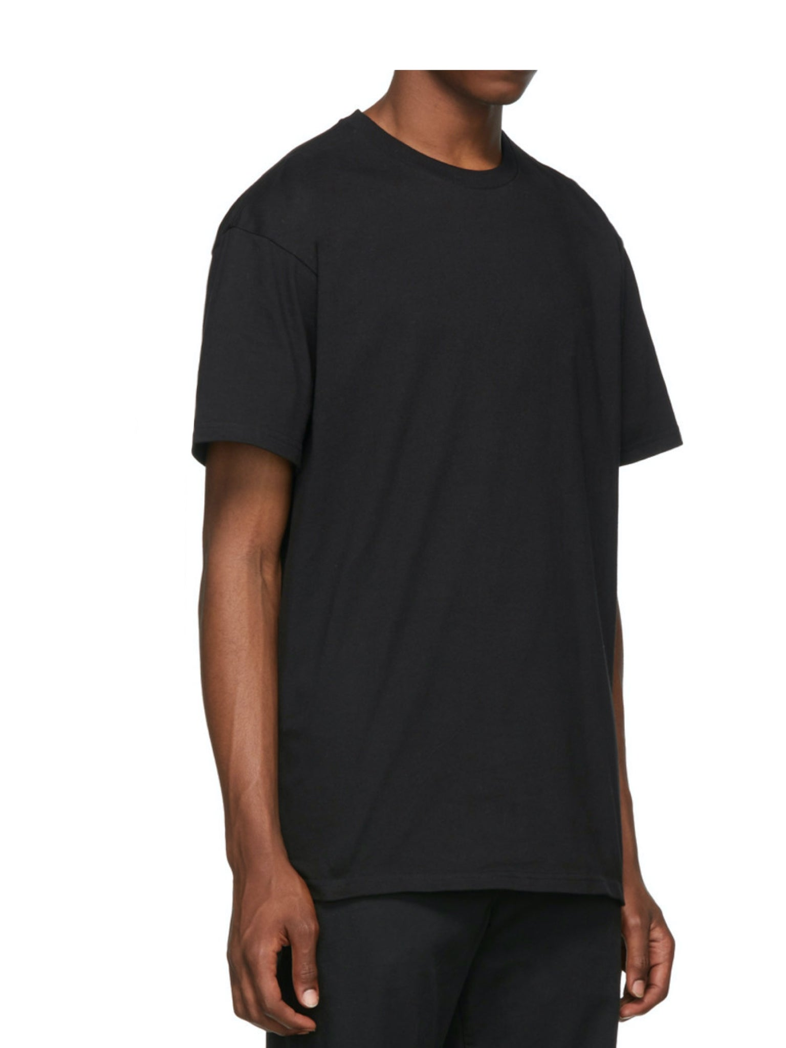 VNTCH BASIC T-SHIRT BLACK