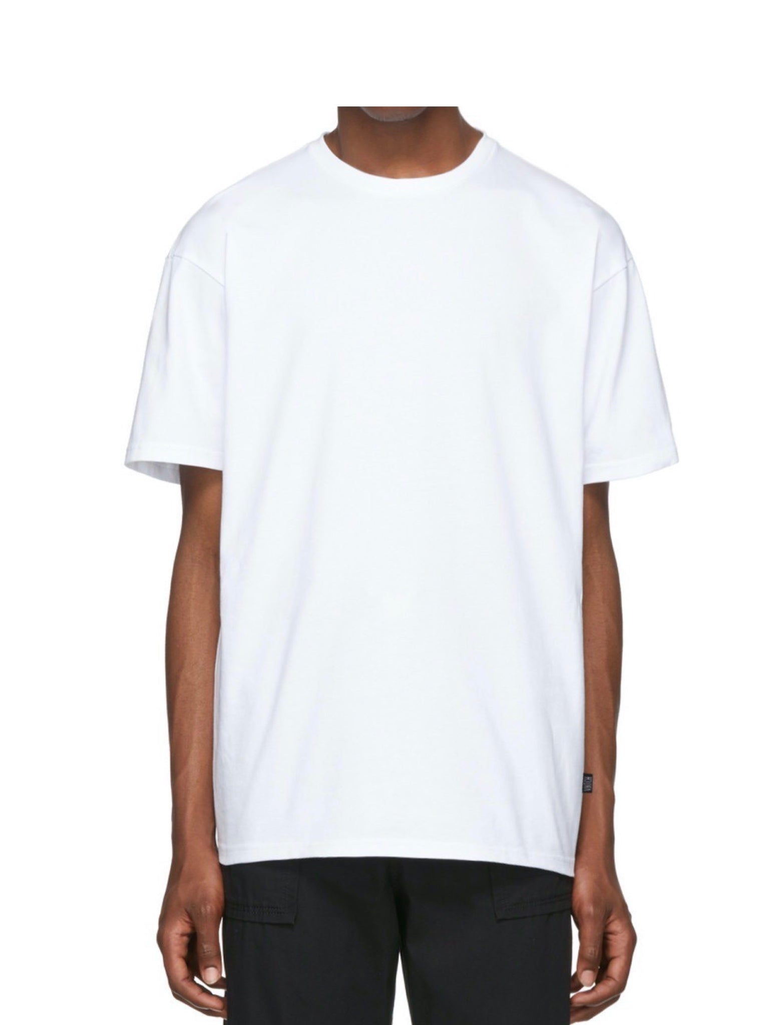 VNTCH BASIC T-SHIRT WHITE