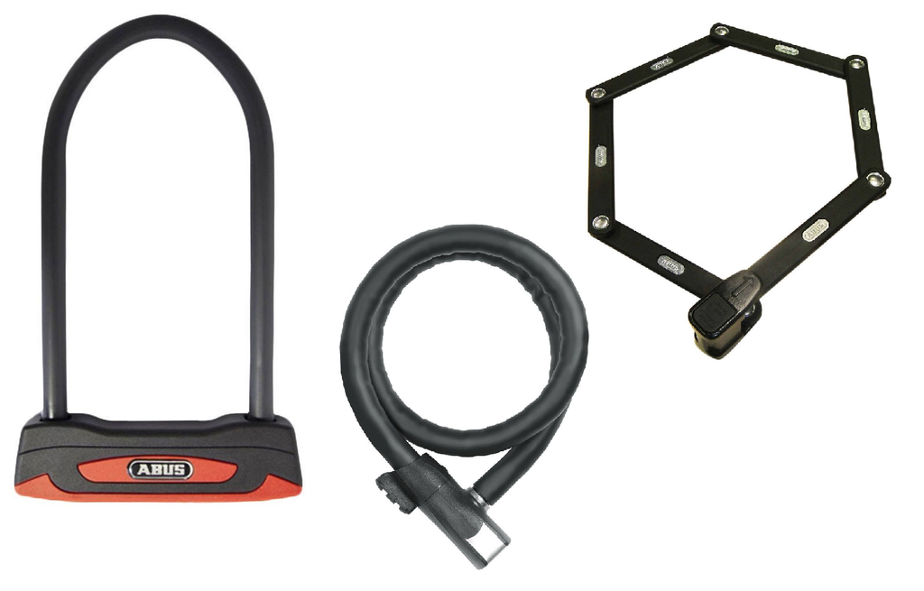 Different Types of Bike Locks