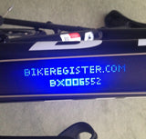 BikeRegister UV Covert Bike Marking Kit