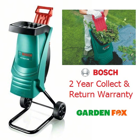 £189.97 new Bosch AXT Rapid 2200 Blade Shredder 0600853670 3165140430579