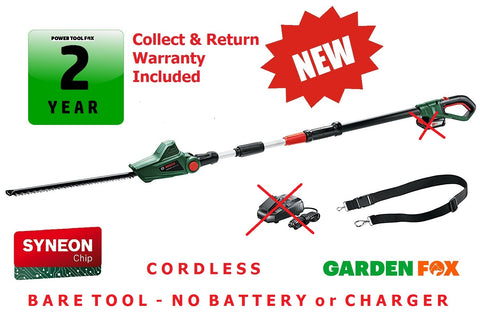 New £139.97 BARE TOOL Bosch UniHEDGEPOLE Telescopic CUTTER 06008B3001 3165140888059