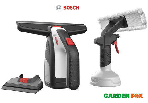 new Bosch GLASSVAC 3.6v Cordless Window Cleaner 06008B7070 3165140920155