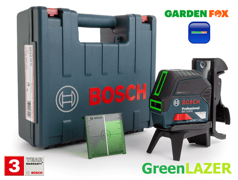 new Bosch GCL2-15G Self LEVELING GREEN LASER LINE 0601066J00 3165140869553