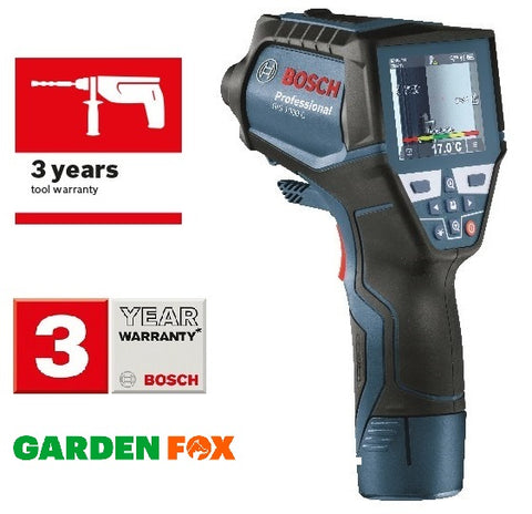 new £227.97 Bosch GIS 1000 C PRO Thermal Detector & Imager 0601083370 3165140798648