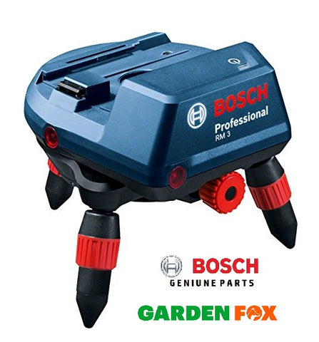 new Bosch RM3 Pro Motorised Rotating MOUNT (GCL2-50) 0601092800 3165140868594