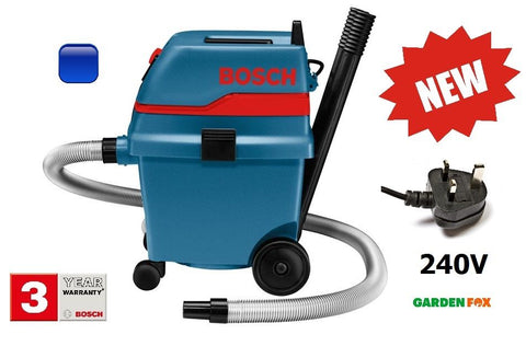New £309.97 Bosch 240V GAS 25L SFC - DUST EXTRACTOR - 0601979142 3165140261876