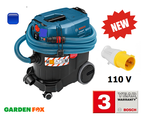 new Bosch 110V GAS 35M AFC - DUST EXTRACTOR - 06019C3170 3165140705486