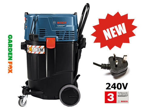 New £719.97 Bosch 240V GAS 55M AFC - DUST EXTRACTOR - 06019C3360 3165140705561