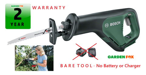 new BARETOOL Bosch AdvancedRECLIP 18 Cordless SAW 06033B2400 3165140941327