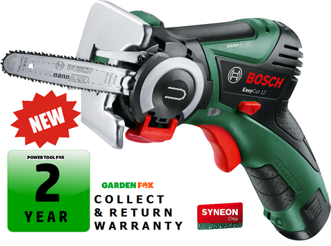 new Bosch EasyCUT12 Cordless MultiPurposeSAW 06033C9070 3165140830843