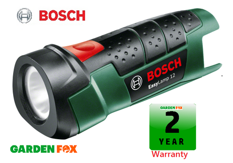 new BARE TOOL Bosch TORCH - EasyLAMP12 - 06039A1008 - 3165140896603