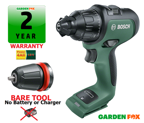 Bosch ** DELIVERED OPTION ** new BARE TOOL Bosch AdvancedIMPACT 18 cordlessDRILL 06039B5104 4053423203943