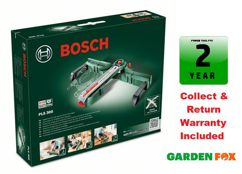 new - Bosch PLS 300 Saw Station Tile Cutter 0603B04000 3165140534055