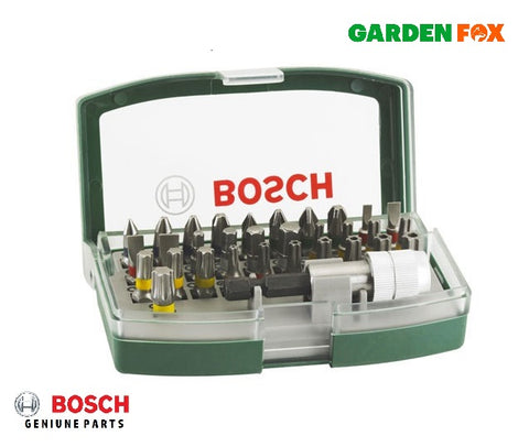 new - BOSCH 32 BIT Screwdriver Bit Set 2607017063 3165140594790