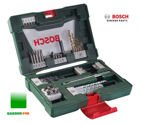 new Bosch 48P Screwdriver Bit Accessory Set 2607017314 3165140751544