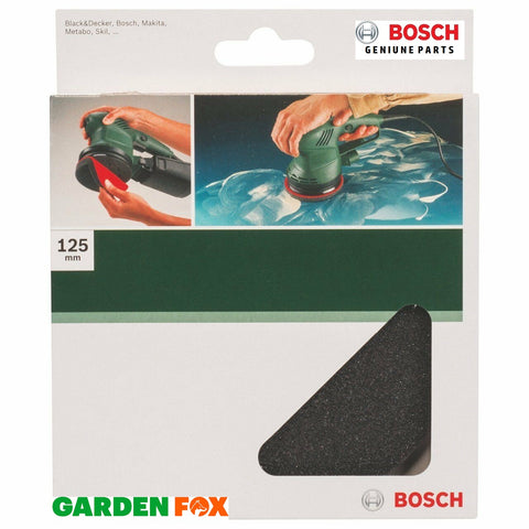 new Bosch Polishing Sponge RandomOrbitSander 125mm 2609256051 3165140386548