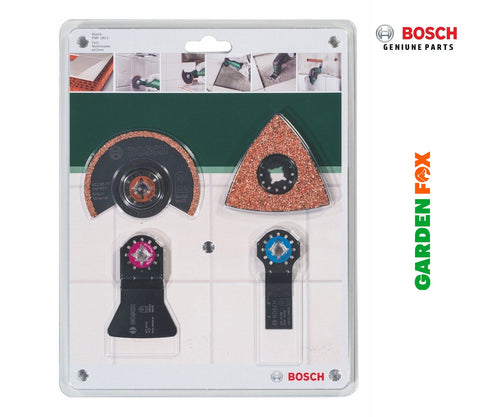 new Bosch PMF 190/250 MULTI CUTTER 4 BLADE SET MIXED 2609256978 3165140555180