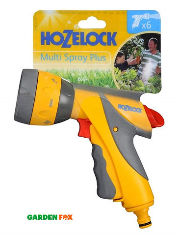 new £31.97 HOZELOCK Multi SPRAY GUN Plus 2684 - 5010646037600