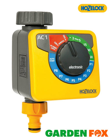 new £37.97 HOZELOCK - AC1 Water TIMER - 2705 5010646018029