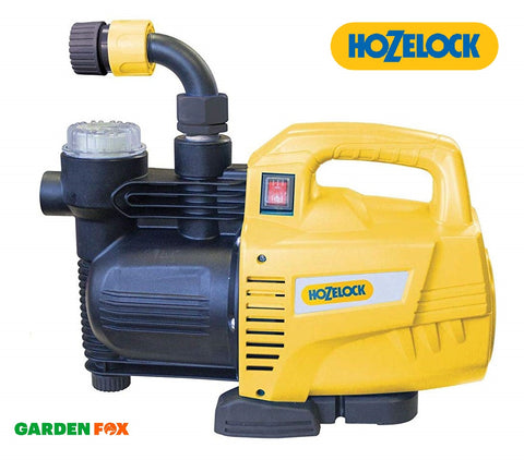 new - HOZELOCK - JET 3000 K7 - Garden JET PUMP & Fixings 7606 5010646059398