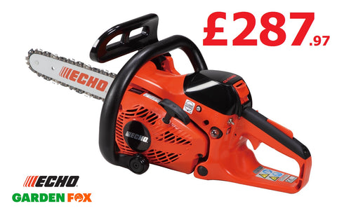"new ****CLICK & COLLECT**** Echo CS281WES 12"" Petrol Chainsaw - 5-Year Warranty - ECHOCS281WES"