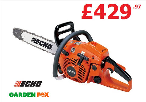 "new ****CLICK & COLLECT**** Echo CS450ES 15"" Petrol Chainsaw - 5 Year Warranty - ECHOCS450ES"