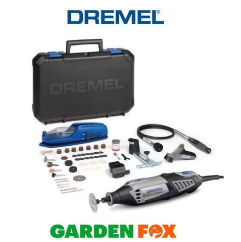 new - DREMEL 4000 Rotary Tool With 65 Accessories F0134000JR 8710364074730