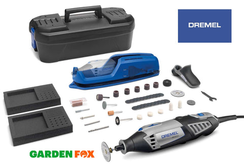 new Dremel 4000-1/45 Rotary Tool & Advanced KIT F0134000UN - 8710364081462